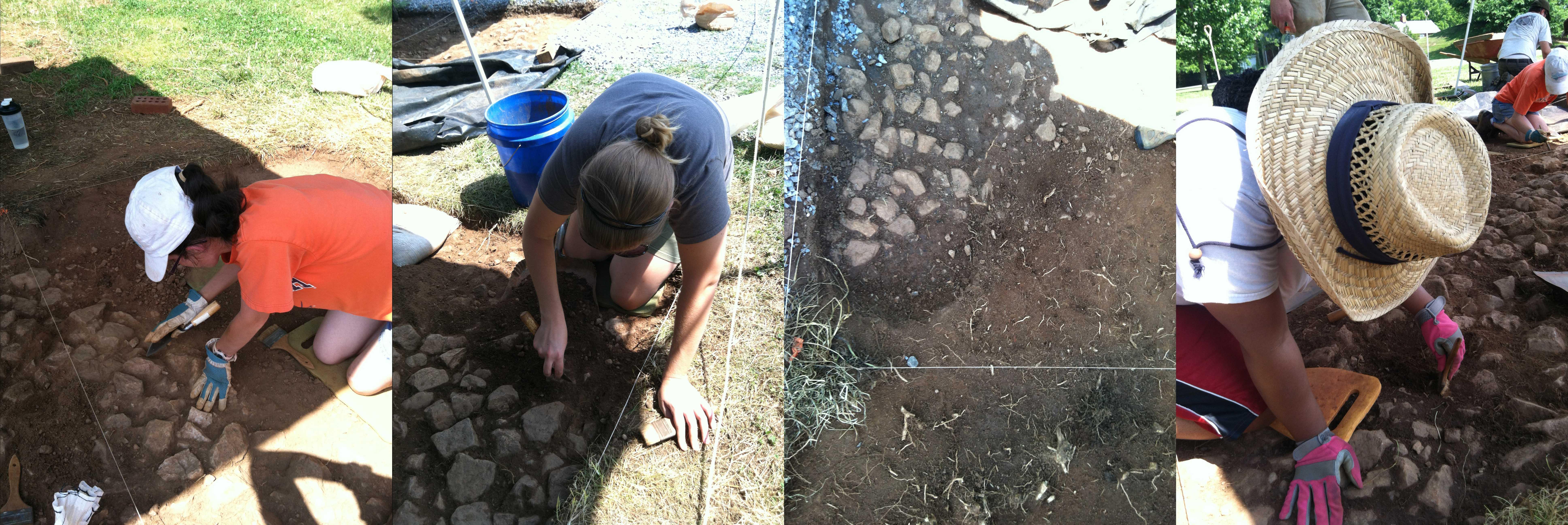 week 3 excavation